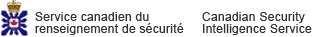 Service canadien du renseignement de sécurité - Canadian Security Intelligence Service